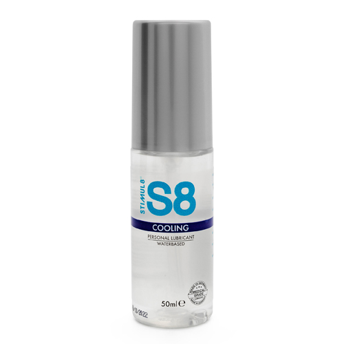 S8 Cooling Water Based Lube 50ml