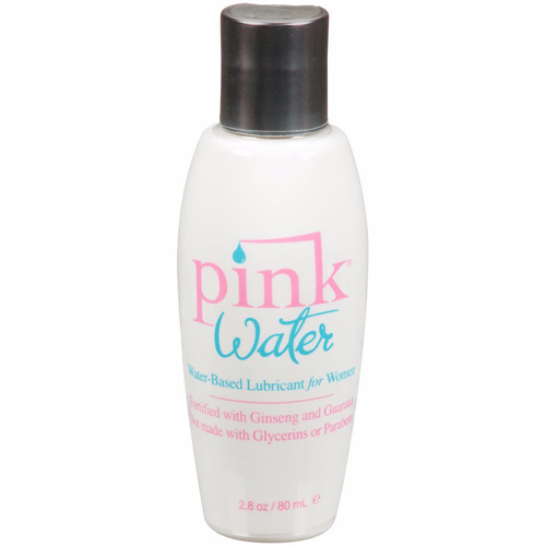 Pink Water Lubricant For Women 2.8 Ounce